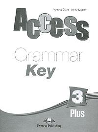 Access 3: Plus: Grammar Key
