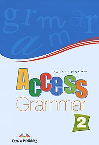 Access 2: Grammar