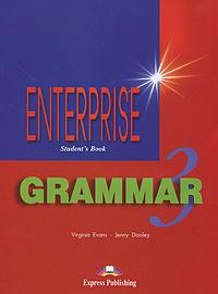 Enterprise 3: Grammar: Student's Book