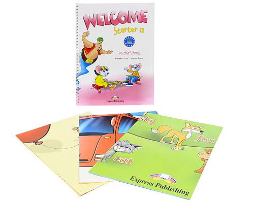 Welcome Starter a: Teacher's Book