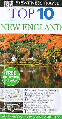 Patricia Harris, David Lyon New England: Top 10 lobel historic towns vol 1