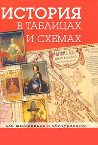 История в таблицах и схемах