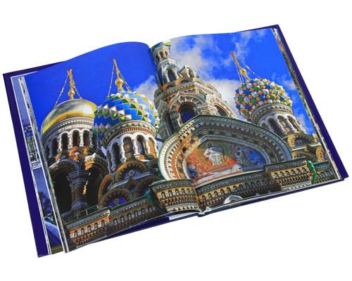 Saint-Petersbourg. A vol d'oiseau / Санкт-Петербург с птичьего полета (подарочное издание)