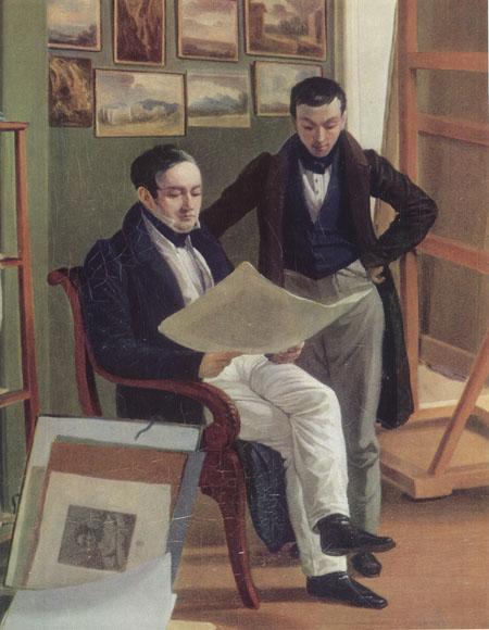 Venetsianov and His School