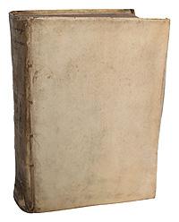 История племени мориновJBL6175500Редкость. Издание на латинском языке. 1639 год. Tornaci Nerviorum. С 3-мя геральдическими таблицами и 2-мя гравированными картами. Цельнокожанный владельческий переплет. Бинтовой корешок. Сохранность хорошая. На форзаце и корешке издания имеются владельческие пометы чернилами. Морины (morini), - племени на приморском побережье Бельгийской Галлии, жившего по берегу Па-де-Кале, между Шельдой и Соммой. Главный город Иций (совр. Кале). Осенью 56 года до н.э. Гай Юлий Цезарь совершил поход против белгских племен моринов и менапов (менапийцев). Те, потерпев военное поражение, поспешили укрыться в непроходимых лесах современной Голландии. Автор описывает период с 300 года до н.э. до 751 года н.э. Эта книга - первая из трех частей Истории моринов. Вторая и третья книга были опубликованы в 1647 году и в 1654 году. Издание не подлежит вывозу за пределы Российской Федерации.