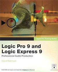 Apple Pro Training Series: Logic Pro 9 and Logic Express 9 (+ DVD-ROM)