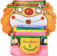 Книжки в кармашке (комплект из 4 книг)