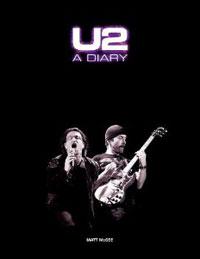 Mcgee Matt U2 A Diary Bam