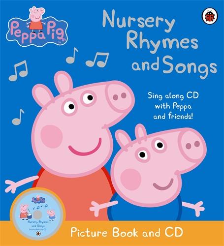 Peppa Pigs: Nursery Rhymes and Songs (+ CD)