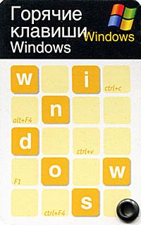 Горячие клавиши Windows (миниатюрное издание)