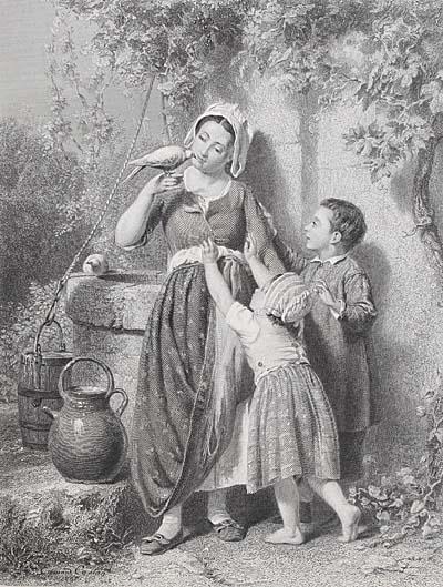 Modern ART. Альбом гравюр 19 века (Полный комплект)