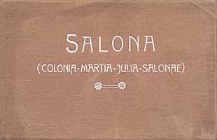 Салона. Альбом видов