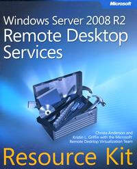 Windows Server 2008 R2: Remote Desktop Services: Resource Kit (+ CD-ROM)