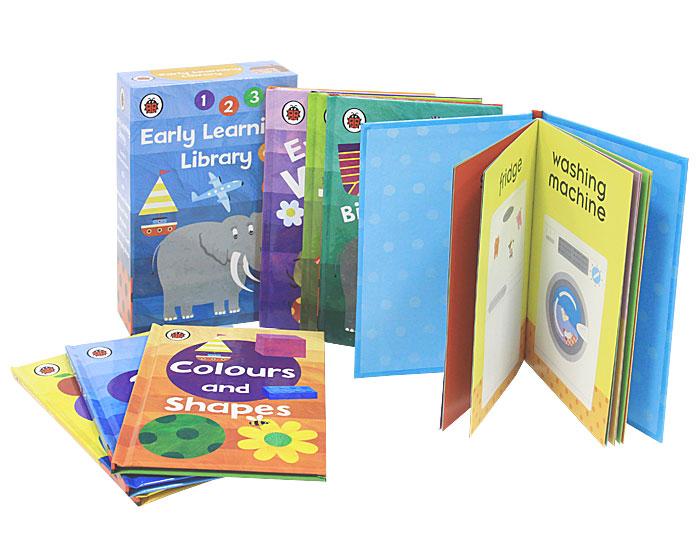 Early Learning Library (комплект из 7 книг)