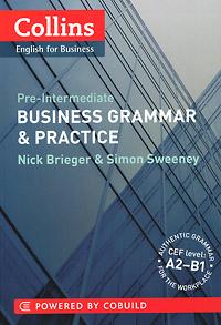 Collins: English for Business: Pre-Intermediate: Business Grammar & Practice