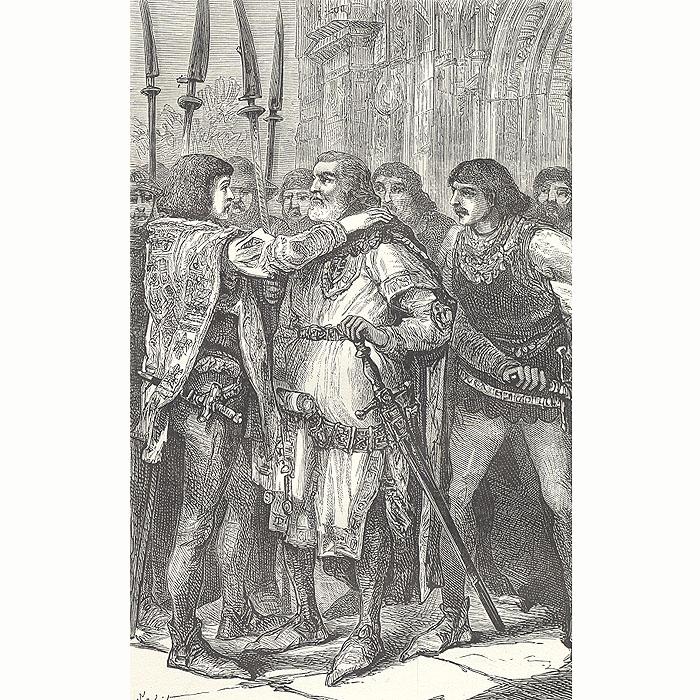Исторические сцены