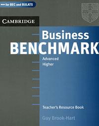 Business Benchmark Advanced Higher: Teacher's Resource Book