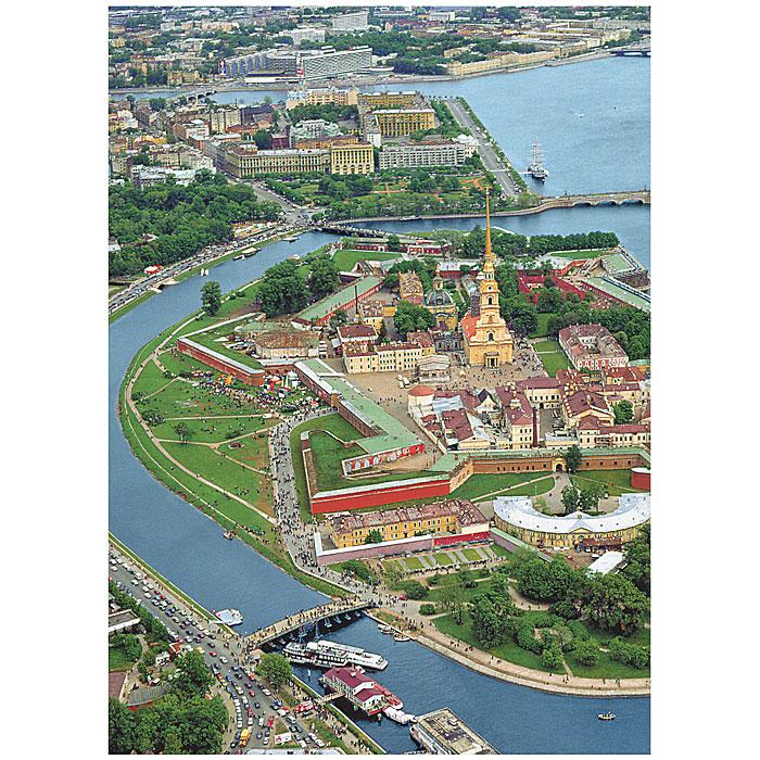 Sankt-Petersburg: Historia i architektura