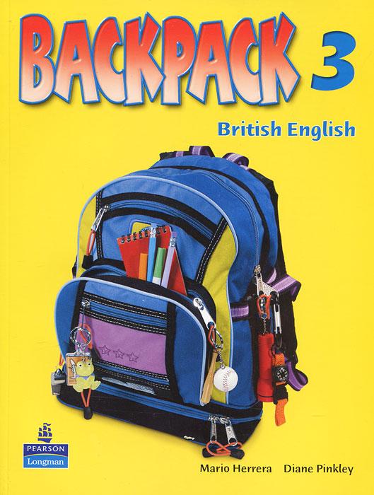 Backpack 3: British English