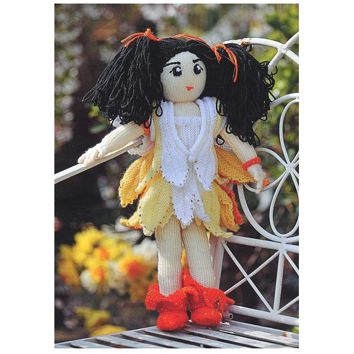Куклы своими руками. Вязаные модели