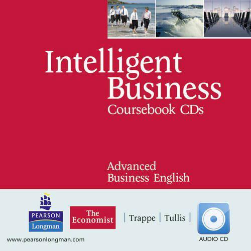 Intelligent Business Advanced Coursebook Audio CD 1-2