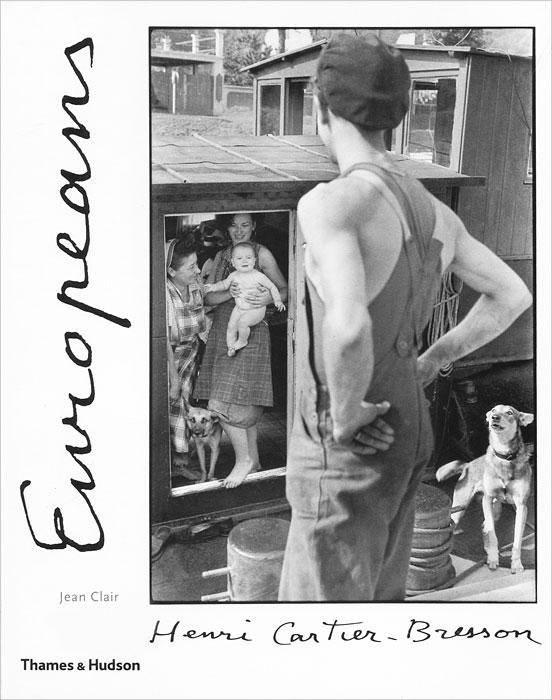 Henri Cartier-Bresson. Europeans