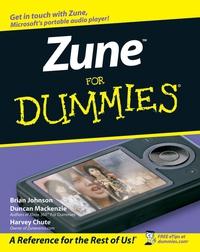 ZuneTM For Dummies®