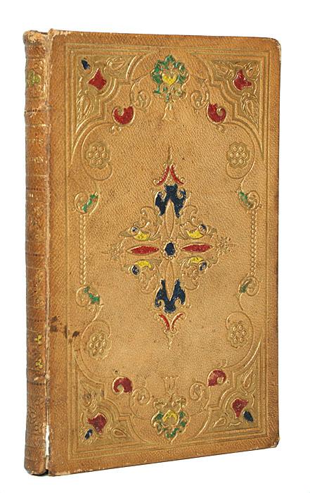 Мармион. Повесть о битве при ФлодденеОС27728Лондон, 1839 год. Издатель William Smith. Владельческий цельнокожаный переплет с золотым тиснением. Круговой золотой обрез. Сохранность хорошая. Поэма, или роман в стихах Вальтера Скотта Мармион является самым большим по объему из поэтических произведений Чародея Севера - так называли в Англии писателя после выхода в свет его Песен шотландской границы и Песни последнего менестреля. Но именно Мармион вознес Скотта на вершину его поэтической славы. Издание не подлежит вывозу за пределы Российской Федерации.