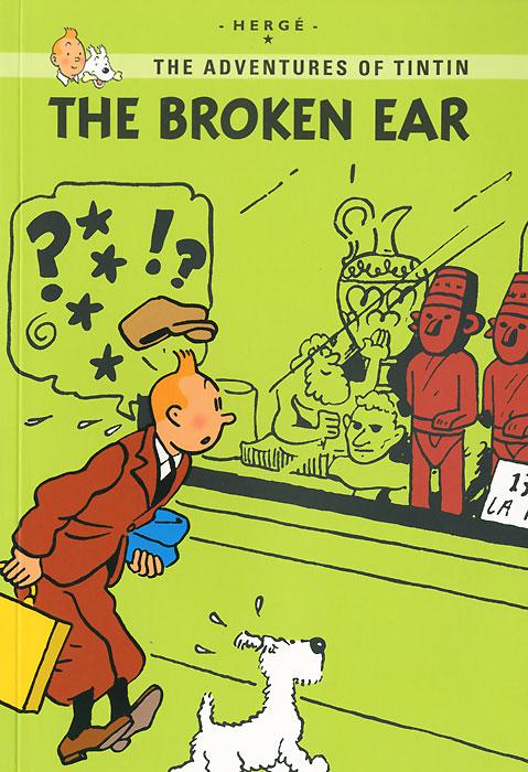 The Adventures of Tintin: The Broken Ear