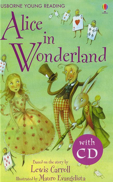 Alice in Wonderland (+ CD-ROM)