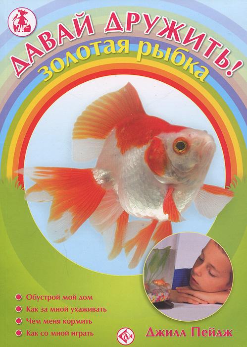 Давай дружить! Золотая рыбка
