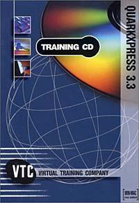 Quarkxpress 3.3 VTC Training CD (+ CD-ROM) ( 1889347019, 978-1889347011 )
