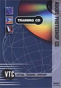 Adobe Photoshop CS VTC Training CD