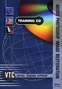 Adobe Photoshop Image Restoration VTC Training CD