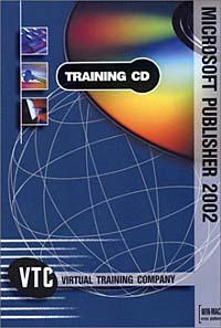 Microsoft Publisher 2002 VTC Training CD