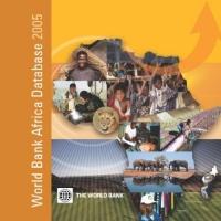 World Bank Africa Database 2005: Multiple-User CD-ROM (African Development Indicators) (African Development Indicators)