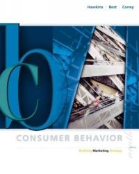 Consumer Behavior: Building Marketing Strategy, 9/e, (with DDB Needham Data Disk)