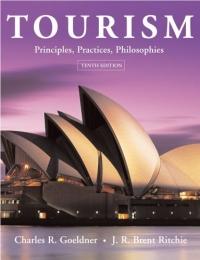 Tourism : Principles, Practices, Philosophies