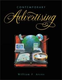 Contemporary Advertising w/ AdSim CD-ROM