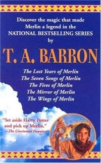 T.A. Barron Box Set