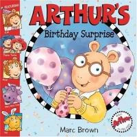 Arthur's Birthday Surprise (Arthur (8x8))