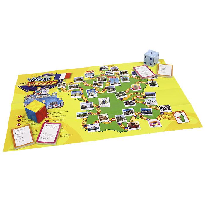 Voyage en France (набор из 66 карточек)