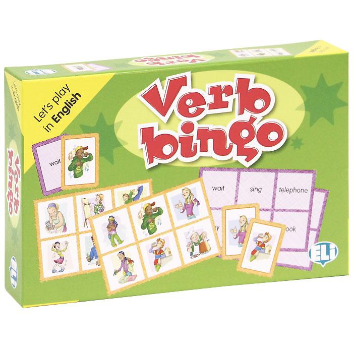 Verb Bingo (набор из 102 карточек)