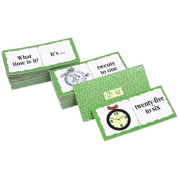 Time for Dominoes (набор из 48 карточек)