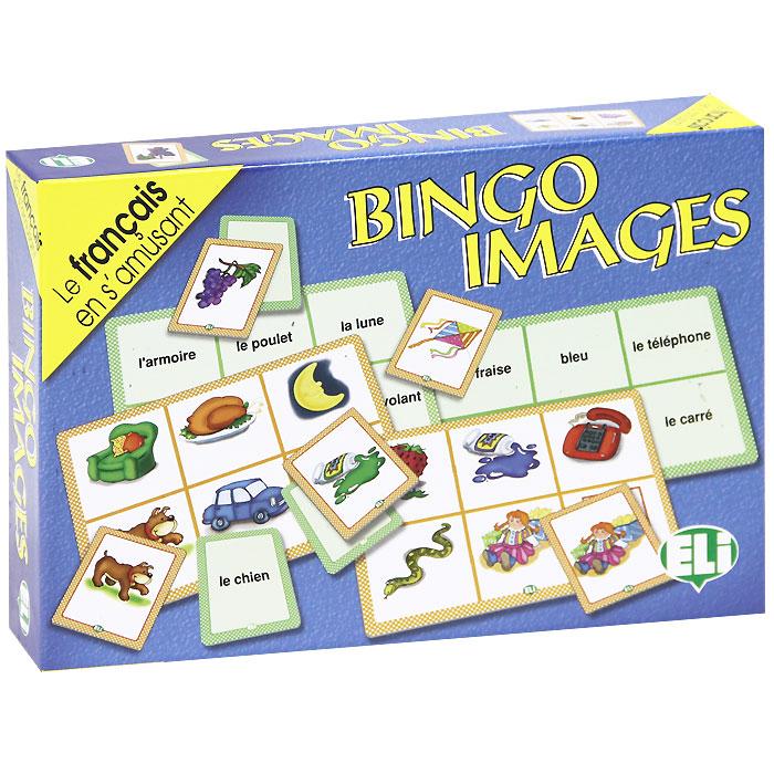 Bingo Images (набор из 136 карточек)12296407Bingo-Images sinspire du loto. Ladaptation de ce jeu de societe bien connu permettra a vos eleves de memoriser jusqua cent mots du vocabulaire de base, classes dans de differents champs lexicaux: les animaux, les couleurs, les formes, les aliments, Iameublement, le temps quil fait, la nature, Ihabillement, les jouets, les moyens de transport, Iecole. Bingo-Images se compose dun paquet de 100 cartes. Chaque carte presente une double lecture : au recto, Illustration dun objet, dun animal, dun fruit... au verso, le nom de celui-ci ecrit en toutes lettres. Les cartes de Bingo-Images sont accompagnees de 36 cartons doubles comprenant chacun six illustrations au recto, et leur transcription au verso. Un livret explicatif vous permettra dorganiser en classe de langue des activites didactiques variees et progressives. Размер карточки-поля: 16 см х 11 см. Размер маленькой карточки: 6,5 см х 9 см.