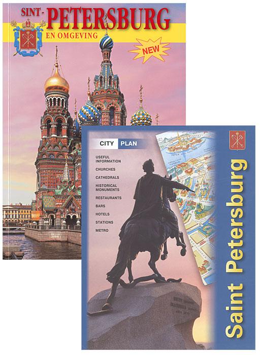 Наталья Попова Sint-Petersburg en omgeving (+ карта) глобус политическая карта на английском языке диаметр 33 см