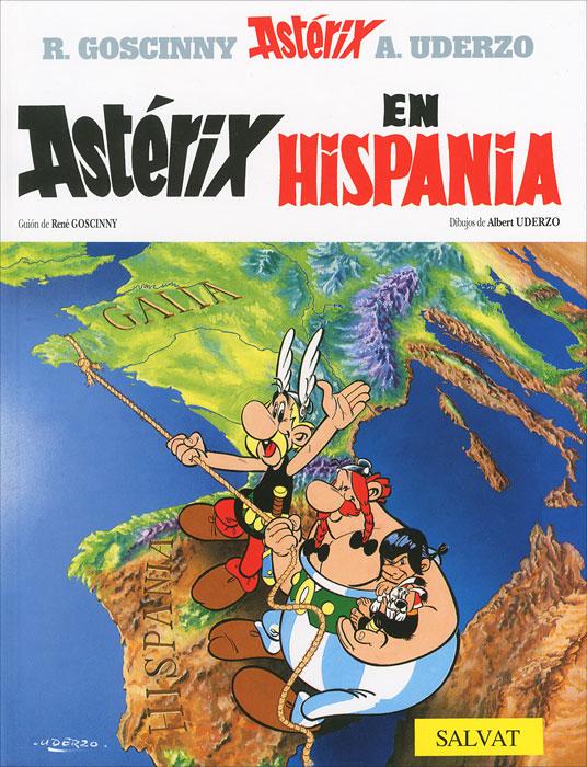 Asterix: Asterix en Hispania