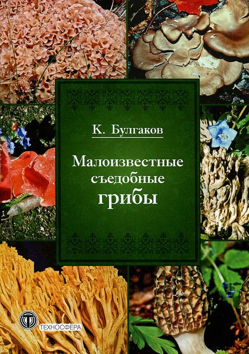 Малоизвестные съедобные грибы. К. Булгаков