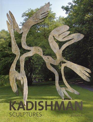 Menashe Kadishman: Sculptures and Environments