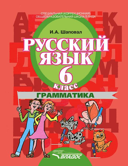 Русский язык. 6 класс. Грамматика